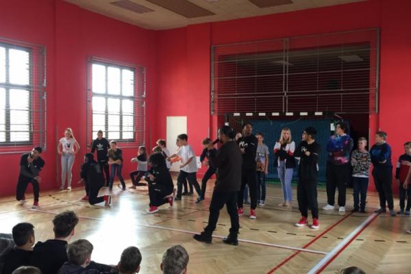 Workshop-Tanzperformance