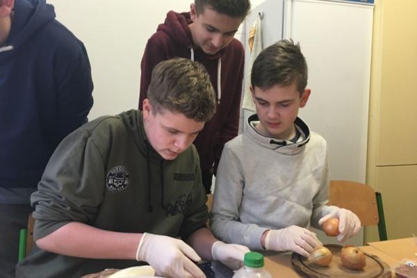Kochevent Französischkurs (2)